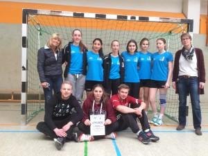Handballturnier Team
